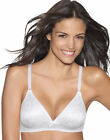 Hanes Women's Non Stretch Cups Lightly Lined Seamless Wirefree Bra. G304