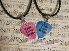 True Love Waits His and Her Necklace Set! New!
