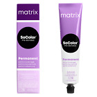 MATRIX So Colour / Socolor EXTRA COVER permanent Hair ColourFull Range Avilable