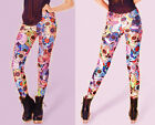 Day Of The Dead Women Sexy Leggings Size S M L XL  BRAND NEW!