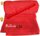 BioTech USA Handtuch Towel Trainingshandtuch Fitness Wellness Sport