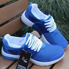 Athletic Sneakers Breathable Mesh Sport Lace Flat Mens Casual  Shoes_