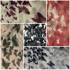 NEW LADIES VINTAGE BUTTERFLY LARGE MAXI HIJAB SARONG SCARF NECK SCARVES SHAWL UK
