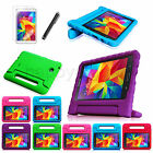 """Kids Safe ShockProof Case Handle Cover for Samsung Galaxy Tab 4 8.0 8"""" Protector"""