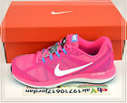 2014 Nike Wmns Dual Fusion Run 3 MSL Hyper Pink White Blue 654446-600 US 6~8.5