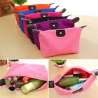 Lady Women Travel Make Up Cosmetic Pouch Bag Clutch Handbag Casual Purse K