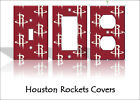Houston Rockets Light Switch Covers Basketball NBA Home Decor Outlet on eBay