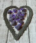 Dried Lavender Bags x 12 Aromatic Fragrant Favours Calming Sleep Aid Moth Repell