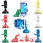 NEW Car Windshield Mount Stand Holder For iPhone5 5S 5C S3 S4 Cell Phone GPS MP4