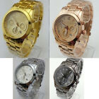 Hot New Style 2014 WATCHES STAINLESS STEEL WOMENS/MENS WRIST WATCH 3 COLOR das