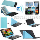 UltraThin Bluetooth Keyboard W / Blue Case For 9~10.1 Android Windows Tablet PC