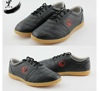 Yingyang Martial arts sneakers kungfu taichi leather  shoes footwear Free ship