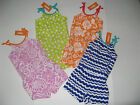 Gymboree Patterned 1 pc Cotton Jersey Romper Girls size 4 5 6 7 8 NWT U PICK