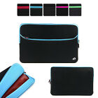 "13"" Washable Neoprene Protective Carrying Sleeve Case fits Sony Laptop PC"