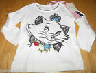 Monnalisa girl top 2-3 y BNWT New designer cat