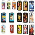 Retro Vintage Advertising Ad cover case for Samsung Galaxy No. 27