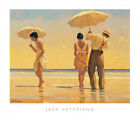 Mad Dogs By Jack Vettriano Beautifully Framed Print
