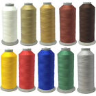 Strong Bonded Nylon Thread 40's 1500m Spool for Leatherwork & Upholstery