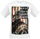"""Sons of Anarchy """"Clay Flagge"""" T Shirt"""