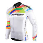 Spakct Bike Cycling Comfortable And Breathable Long Sleeves Jersey-Provence New
