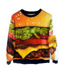 Women Men 3d T-shirt Sweater Sweatshirt Hoodies Pullover Tops Tracksuit Jumpers