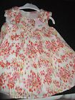 Various Girls pretty floral flare summer dress by Mini Moi 100% cotton BNWT