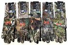 Under Armour UA Outdoor ColdGear® CG Liner Full Camo Long Gauntlet Hunt Gloves