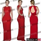 Ladies Formal Long Evening Gown Party Prom Bridesmaid Bodycon Dresses Size681024