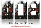 Transformers Optimus Prime Sci-Fi Light Switch Covers Home Decor Outlet - Time Remaining: 5 days 6 hours 57 minutes 46 seconds