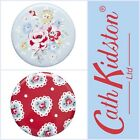 GENUINE Cath Kidston Pocket Mirror BNWT + CK Paper Gift Bag