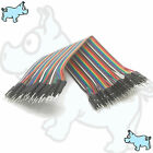Dupont  Breadboard Jumper Wire Ribbon Cable Pi Pic Prototyping Arduino