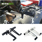 CAFE RACER REARSETS FOOT PEGS PEDALS YAMAHA XS650 XS750 XV920 XS650 XJ550 RD400