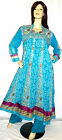 New Pakistani Designer Wedding Shalwar Kameez Salwar Indian Sari Abaya UK 16