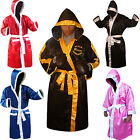 Boxing Gown / Robe Martial Art Gown Adults,Youth,Children,Ladies MULTI COLOR