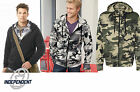 Independent Tr. Men's Army Camo Hi-Tech Full-Zip Hooded Sweatshirt - EXP80PTZ