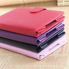 Leather Case Cover Clip for New Amazon Kindle Paperwhite 5 Auto Wake Up/Sleep