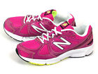 New Balance NB WR470MY4 D Lightweight Breathable Running Sneakers Pink/White