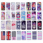Painted Various Pattern Phone Hard Back Skin Case Cover for Apple iPhone 5 5S A2