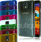 RainDrop Hard Cystal Case Phone Cover For Samsung Galaxy NOTE 3 Screen Protector