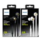 Philips TX2/00 Explosive Bass HeadsFree Mic for iPhone Android Phone BlackBerry