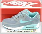 Nike Wmns Air Max 90 Essential Grey Turquoise 616730-011 US 5.5~9 Green Glow NSW