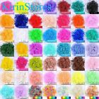 making loom bracelet - Loom Bands 600 PCs 24 Clip Refills Bands For Loom Rainbow Bracelet Dress Making
