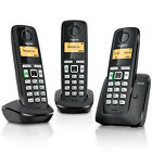 Gigaset A220A Cordless Phone (TRIO KIT) with AUST GIGASET WARRANTY