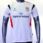 Ulster Rugby Gym Cool Training Tee 2014-2015 (White/Red) 100% Polyester T Shirt