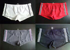 Mens Low Waist Sport Swim Trunk