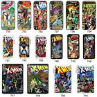 DC Marvel comic book cover case for Apple No.1