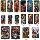 Marvel superhero comic book cover case for Apple No.4