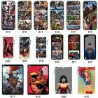 DC Marvel superhero comic book cover case for Apple No.7