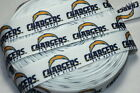 """7/8"""" San Diego Chargers Grosgrain Ribbon $4.75 USD"""