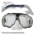 Land & Sea Dunk Island Mask and Snorkel Set